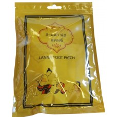 PC11 Lanna Foot Detoxification Patch