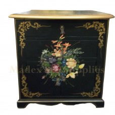 MIS104 Tea Table (with 3 Drawers)