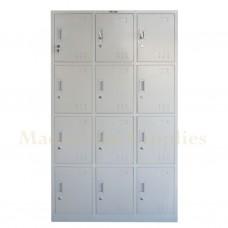 1442 Locker - 12 Compartments