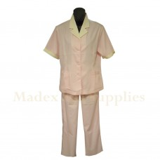 Short Sleeves Woman Uniform