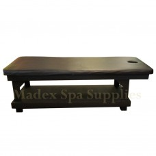 228B Extended Wooden Massage Table