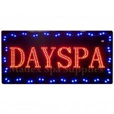 3315L DAY SPA LED Sign (Large/Medium)