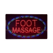 3321L FOOT MASSAGE with Oval Border