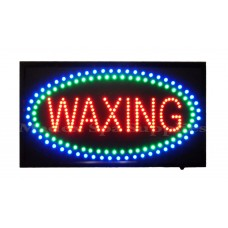 3323M WAXING with Oval Border