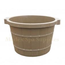 B229 Foot Massage Plastic Bucket