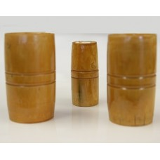 CD105 Bamboo Cupping Set