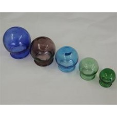 CD106 Color Glass Cupping Set