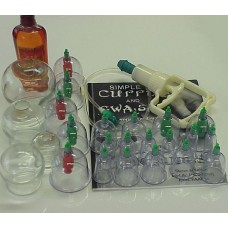 CD103 Cupping Therapy Starter Kit