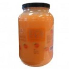 2561 La Palm Mineral Sugar Scrub Orange (Orange Flavor)