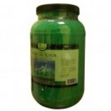 2559 La Palm Pedi Gel Scrub Spearmint (Mint Flavor)