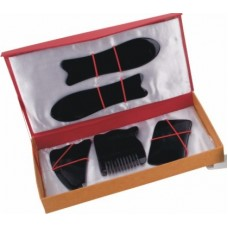 AG111 GuaSha Tool Kit (Set of 5)