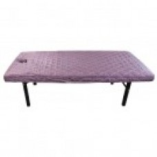 27014 Table Cover (Purple Fitted Pattern with Face Hole)