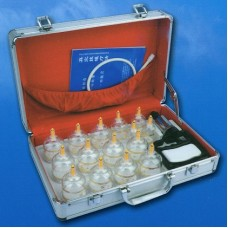 CD110 Deluxe Cupping Set with Alluminum Case