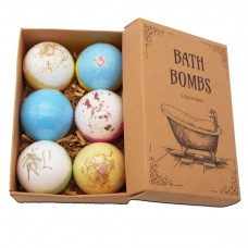 PC20 Bath Bomb Gift Sets (6-Piece)
