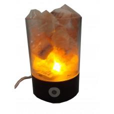 DLA42  M2 Crystal Salt Lamp