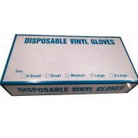 2422 Disposable Vinly Gloves